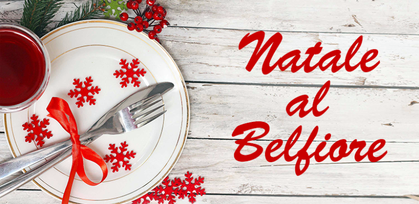 Natale 2019 al Belfiore Ristorante
